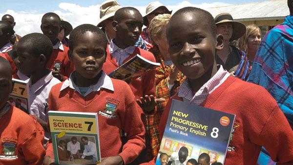 Molibany Primary School Textbooks